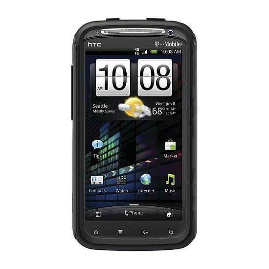 Otterbox - HTC Sensation/XE Commuter - černá