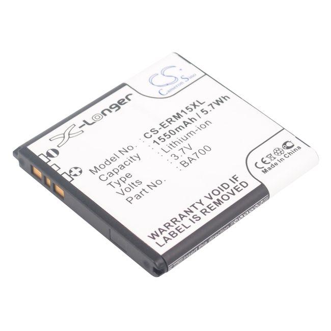 Baterie pro SonyEricsson Xperia Neo,Neo V, Pro, Ray (1550mAh) Li-ion