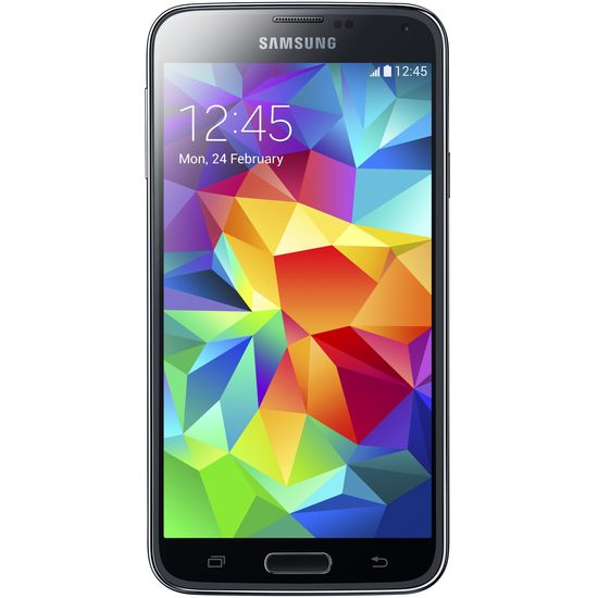 Samsung GALAXY S5 G900 Charcoal Black