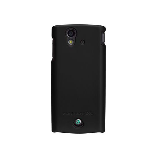 Case Mate pouzdro Barely There Black case pro Sony Ericsson Xperia Ray