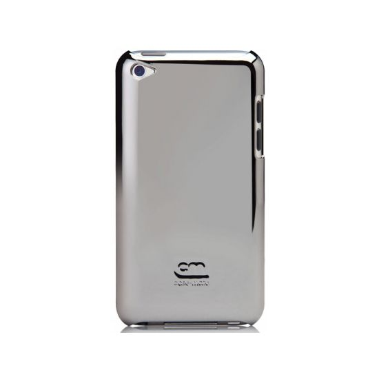 Case Mate pouzdro Barely There - Metallic Silver pro  iPod Touch 4th Gen.