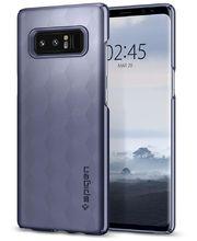 Spigen Thin Fit ochranný kryt pro Samsung Galaxy Note8 šedý