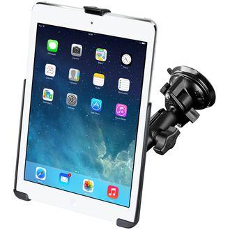 RAM Mounts držák na iPad Air do auta s extra silnou přísavkou na sklo, sestava RAM-B-166-AP17U