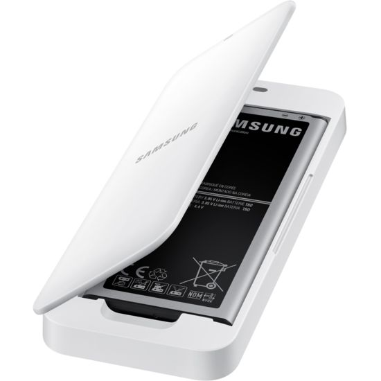 Samsung Extra Battery Kit EB-KN910BW pro Galaxy Note 4 (N910), bílý