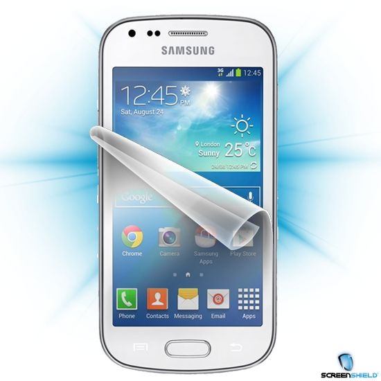 Fólie ScreenShield Samsung S7580 Galaxy Trend Plus, displej