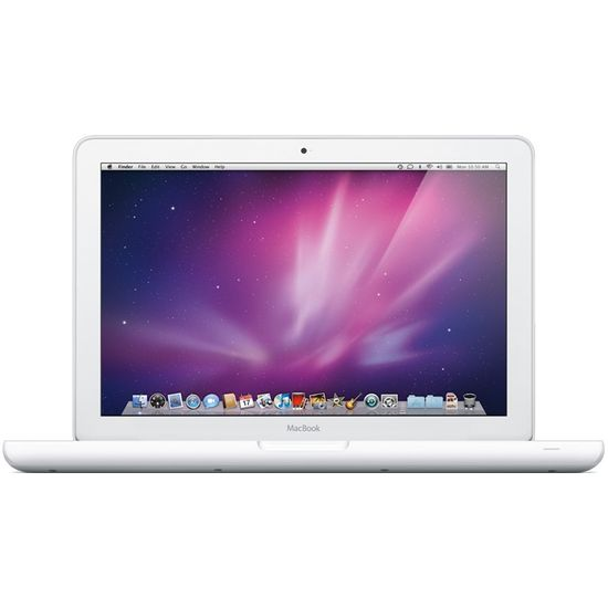 "MacBook 13"" White 2.4GHz/2GB/250GB/GeForce320M/EN"