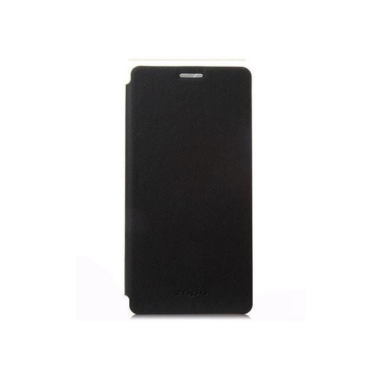 ZOPO kožené flipové pouzdro pro ZP720, černý