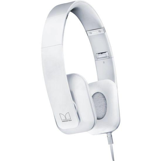 Nokia Stereo Headset WH-930 HD by Monster, bílá