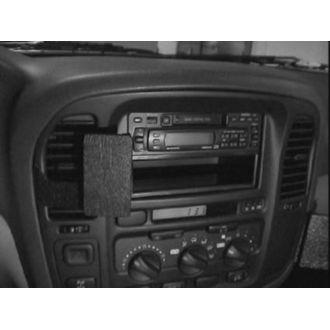 Brodit ProClip montážní konzole pro Toyota LandCruiser 100 98-02, Europe, POUZE double DIN, na střed