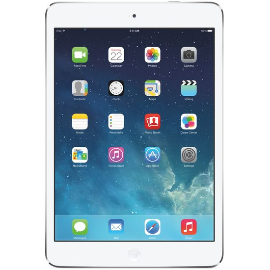 Apple iPad Mini 2, 16GB Wi-Fi, stříbrná