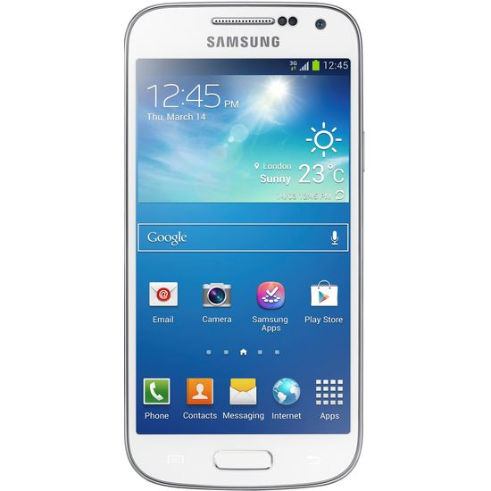 Samsung GALAXY S4 mini i9195i VE, bílá