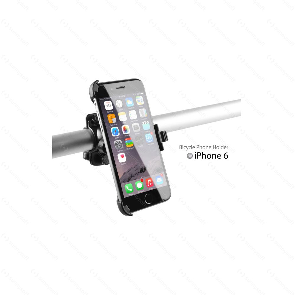 Brando držák na kolo nebo motorku na řídítka pro Apple iphone 6 ... 5d05bf715f