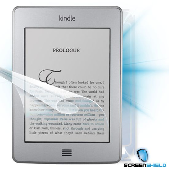 Fólie ScreenShield Amazon Kindle Touch - celé tělo