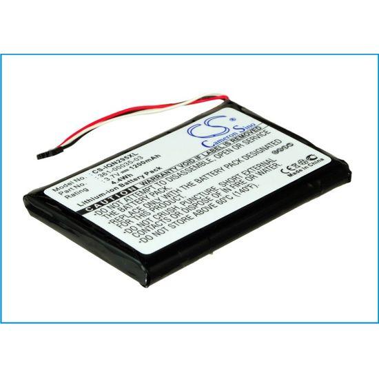Baterie pro Garmin Nüvi 2405 Li-ion 3,7V 1200mAh