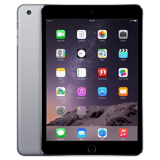 Apple iPad mini 3, 64GB Wi-Fi, šedý, rozbaleno, záruka 24 měsíců