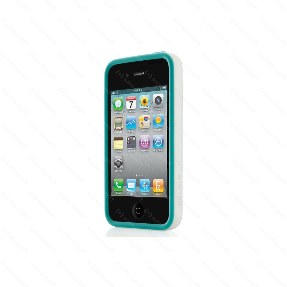 Belkin Apple iPhone 4 4S Grip candy 511552ab996