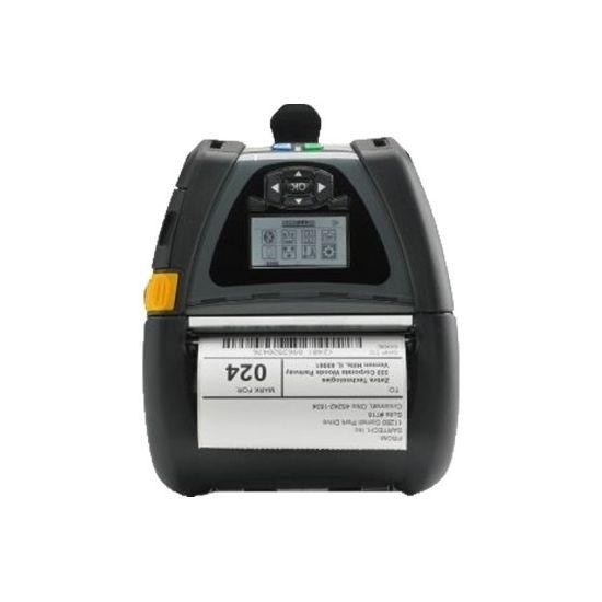 "Tiskárna Zebra QLN420, Direct Thermal, Wi-Fi, Linered Platen, 0,75"" jádro QN4-AUNAEE11-00"