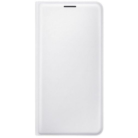 Samsung  flipové pouzdro s kapsou pro Galaxy J5 2016, bílé