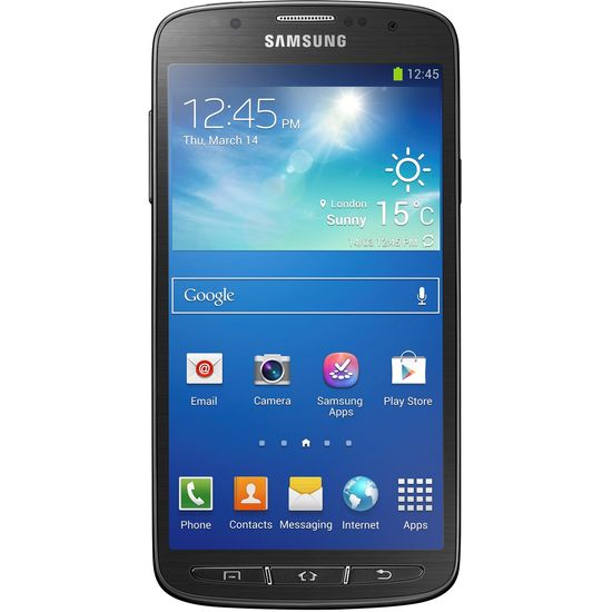 Samsung GALAXY S4 Active i9295, šedá + Powerbanka CS 5600mAh