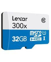 Lexar microSDHC 32GB Class 10 paměťová karta