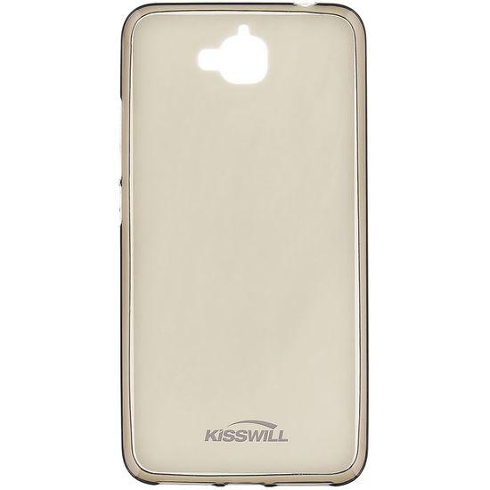 Kisswill TPU pouzdro pro Huawei Y6 Pro černé