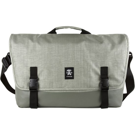 "Crumpler Private Surprise XL nylonová taška 17.3"" - šedá"