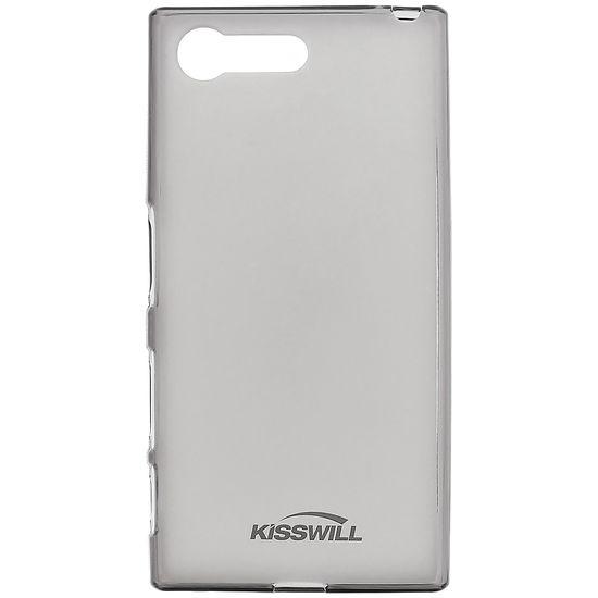 Kisswill TPU pouzdro pro Sony Xperia X Compact černé