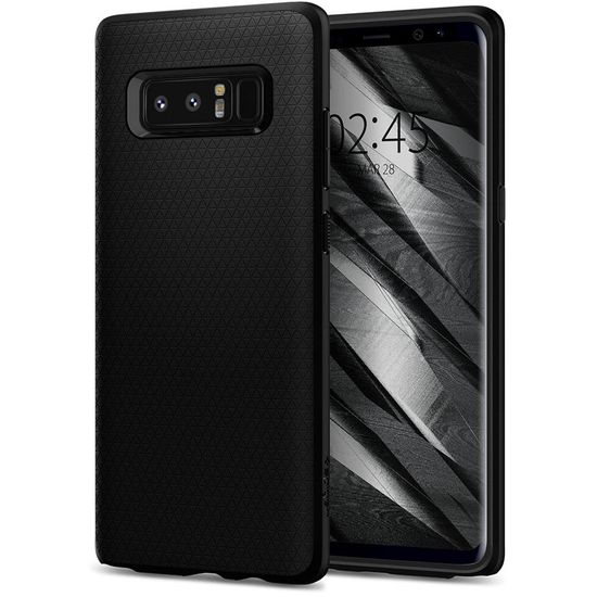 Spigen Liquid Air ochranný kryt na Samsung Galaxy Note8 matně černý