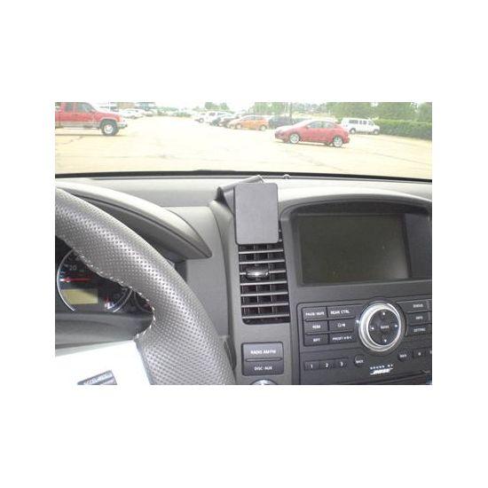 Brodit ProClip montážní konzole pro Nissan Pathfinder 08-12, POUZE pro tovární navigaci, na střed