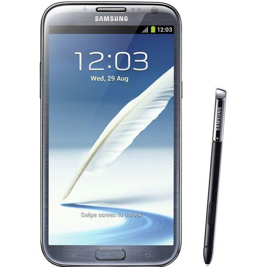 Samsung N7100 Galaxy Note 2 šedý, rozbaleno, 100% záruka