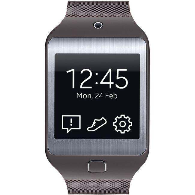 Samsung GALAXY Gear 2 Neo, šedé