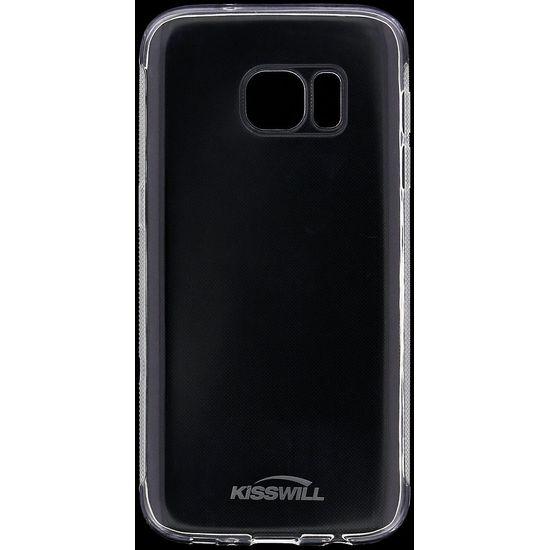 Kisswill TPU pouzdro pro Samsung Galaxy S7 transparentní