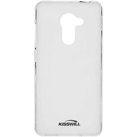 Kisswill TPU pouzdro pro Vodafone Smart Platinum 7 transparentní