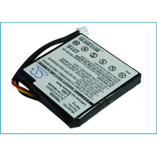 Baterie pro TomTom Star 20 (ekv.ALHL03708003) 700mAh, Li-ion