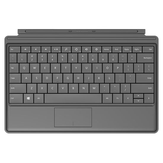 Microsoft Surface Type Cover černý