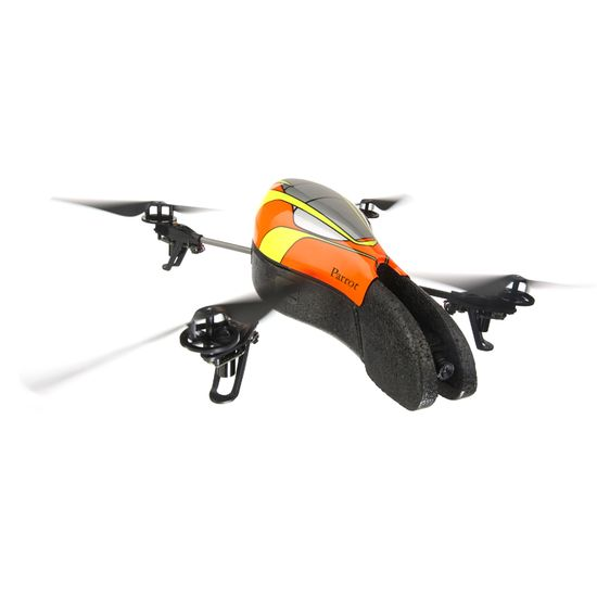 Parrot AR.Drone Quadricopter Ora./Yellow pro Apple