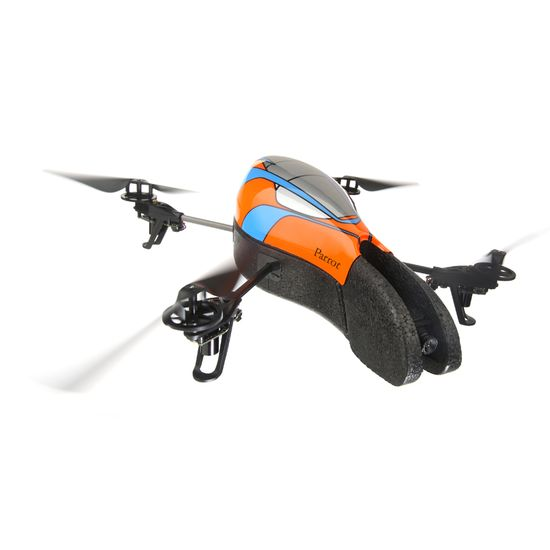 Parrot AR.Drone Quadricopter Orange/Blue pro Apple