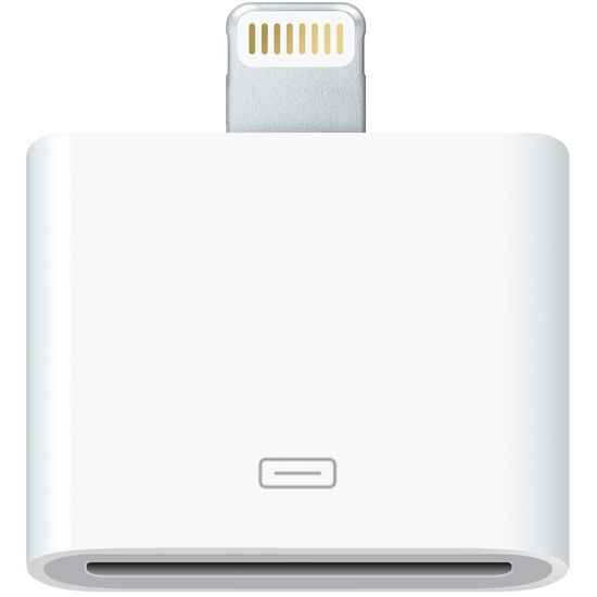 Apple adaptér Lightning – 30pinový konektor
