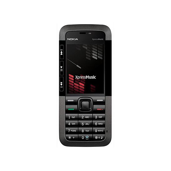 NOKIA 5310 XPressMusic Black 2GB
