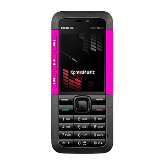 NOKIA 5310 XPressMusic Pink 2GB