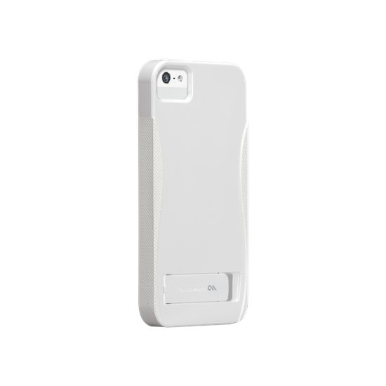 Case Mate Pop Case pro Apple iPhone 5 White
