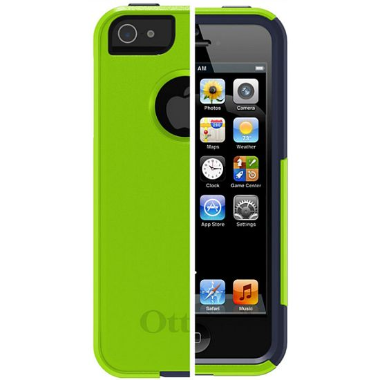 Otterbox - iPhone 5 Commuter - zelená