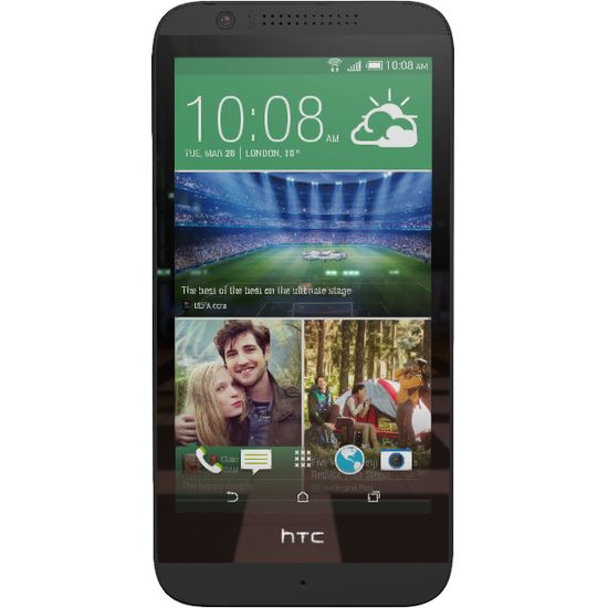 HTC Desire 510 Single SIM, šedý