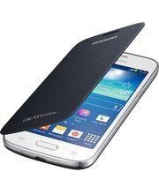 Samsung flipové pouzdro EF-FG350NB pro Galaxy Core Plus, černé
