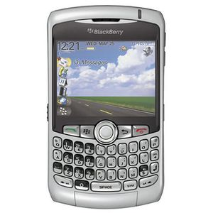 Blackberry 8300 Curve