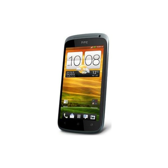 HTC One S šedá + pouzdro CaseMate černé