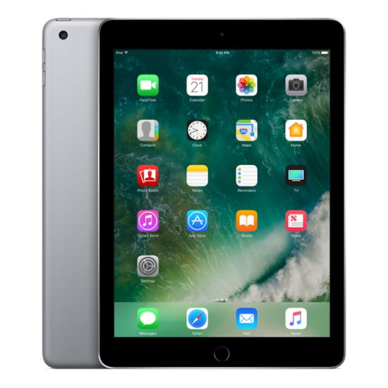 Apple iPad (2017) 32GB Wi-Fi šedý