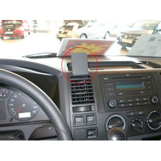 Brodit ProClip Volkswagen T5 Transporter/Pickup 03-09/Shuttle 03-10/Caravelle 04-09, na střed vlevo