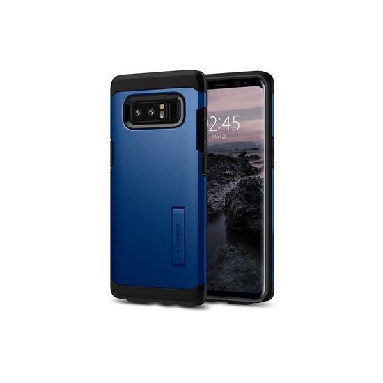 Spigen Tough Armor Deep Blue pevný dvouvrstvý kryt na Samsung Galaxy Note8 modrý