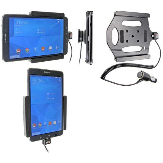 Brodit držák do auta na Samsung Galaxy Tab 4 8.0 bez pouzdra, s nabíjením z cig. zapalovače